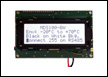 MDS100-BW Networkable Serial LCD Display